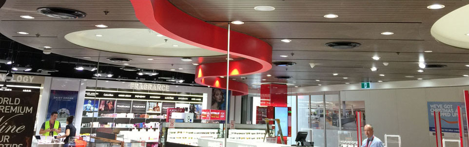 JR Duty Free, Perth Airport